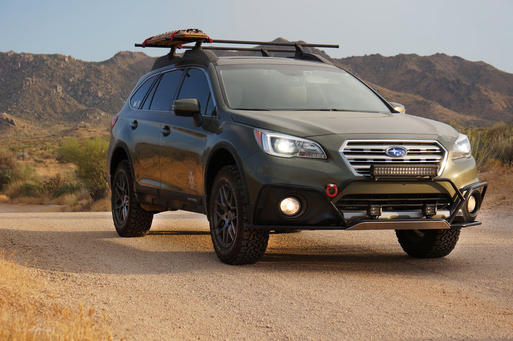 4XPEDITION - 2017 Subaru Outback 3.6R – LP Aventure Inc