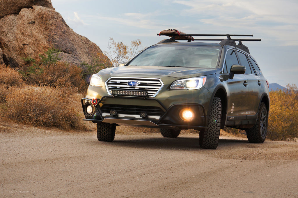 Learn More & 4XPEDITION - 2017 Subaru Outback 3.6R u2013 LP Aventure (a ision of ...