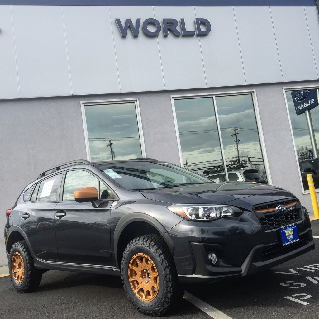 2018 Crosstrek World Subaru Lp Aventure Inc