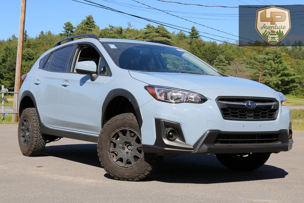 2018 Subaru Crosstrek Lift Kit Tires Wheels Lp Aventure A