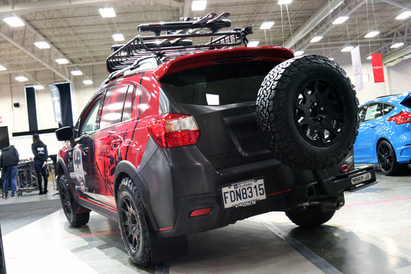 2017 Crosstrek - LP Aventure project car – LP Aventure Inc