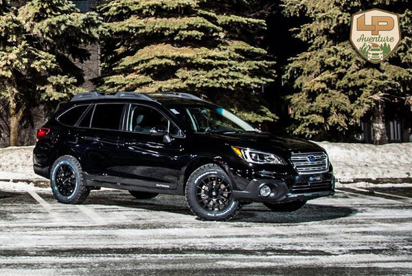 LP Adventure project car - 2016 Subaru Outback 3.6R – LP ...