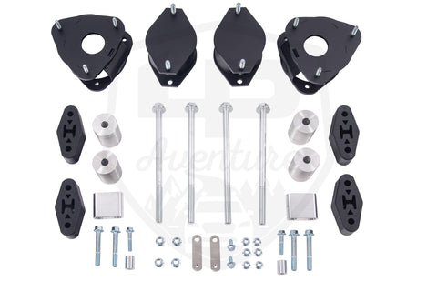 LP Aventure lift kit - Outback 2010-2014