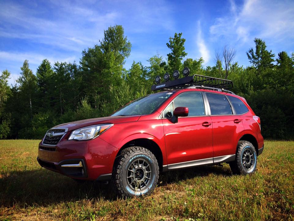 Lp Aventure Lift Kit Forester 2014 2018 Lp Aventure A