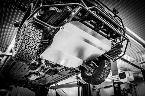 LP Aventure skid plate - 2015-2018 Outback