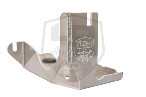 LP Aventure Rear Differential Skid Plate 2.0