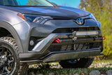 Optional front plate - bumper guard - Rav4