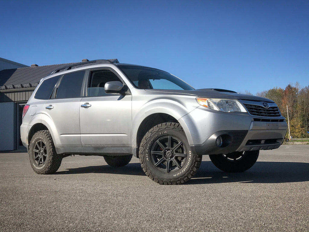 LP Aventure Lift kit - Forester 2009-2013