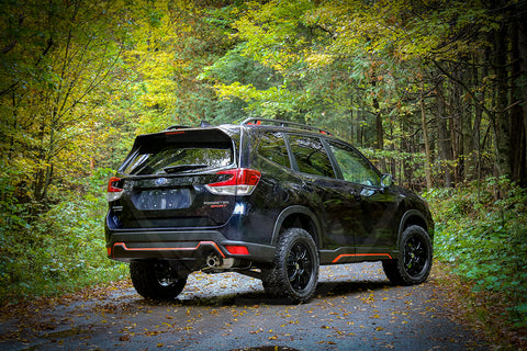 LP Aventure lift kit - Subaru Forester 2019 – LP Aventure Inc