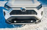 LP Aventure bumper guard (with front plate) - 2019-2020 Toyota RAV4