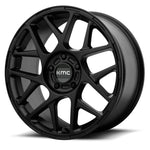 KM708 BULLY - 18x8 ET38 - 5x114.3 - Black