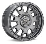 LP Aventure wheels - LP7- 18x8 ET20 5x114.3 - Light Grey