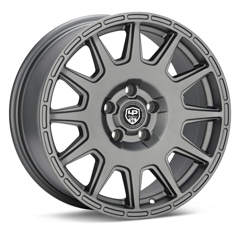 LP Aventure wheels - LP1 - 15x7 ET15 5x100 - Matte Grey