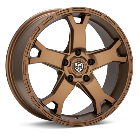 LP Aventure wheels - LP2 - 17x8 ET38 5x114.3 - Bronze