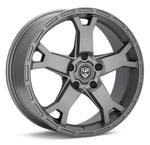 LP Aventure wheels - LP2 - 17x8 ET38 5x100 - Matte grey