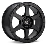 LP Aventure wheels - LP3 - 18x8 ET20 5x114.3 - Matte Black