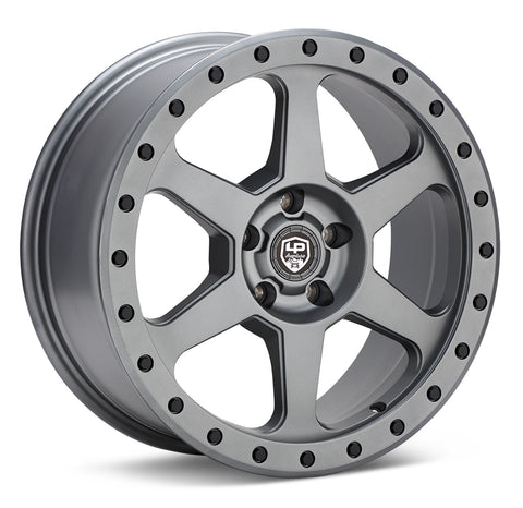 LP Aventure wheels - LP3 - 17x8 ET45 5x114.3 - Matte Grey