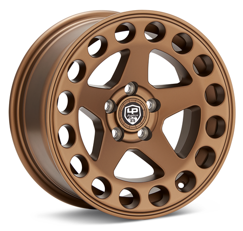 LP Aventure wheels - LP5 - 15x7 ET15 5x100 - Bronze