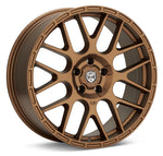 LP Aventure wheels - LP6 - 18x8 ET35 5x114.3 - Bronze
