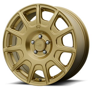 Motegi Racing MR139 - 15x7 - 5x100 - Rally gold