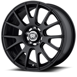 Motegi Racing MR118 - 17x8 - 5x114.3 - Black
