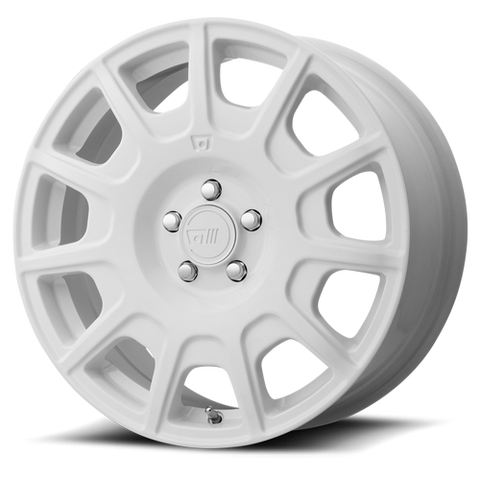 Motegi Racing MR139 - 16x7.5 - 5x114.3 - White