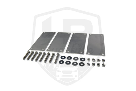 LP Aventure Awning Plate Kit for Loadwarrior & Megawarrior