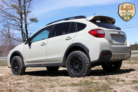 Subaru Xv Crosstrek Lift Kit >> MR502 Rally | VT-Spec - 15x7 +15 | Black – LP Aventure Inc