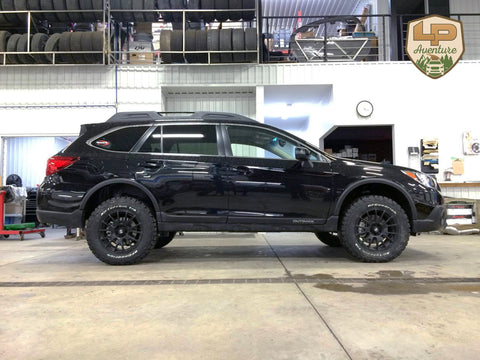 LP Aventure lift kit - Outback 2015-2019 – LP Aventure Inc
