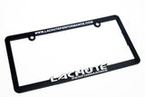 Lachute Performance Licence Plate frame