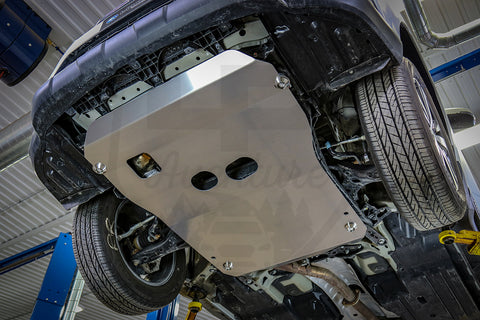 LP Aventure skid plate - 2013-2014 Outback