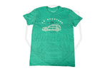 T-Shirt LP Aventure - Forester - Green