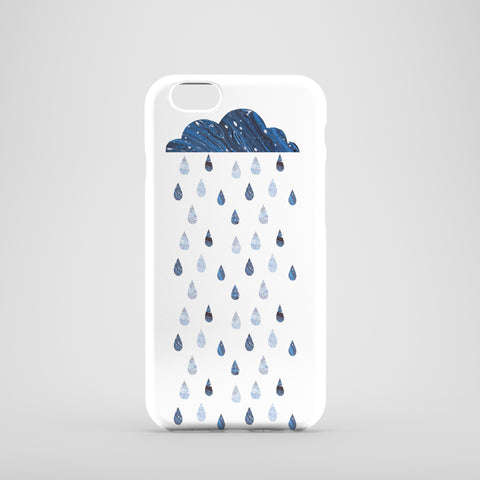 Rain Cloud Phone Case
