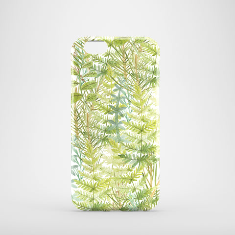 Forest Print Phone Case