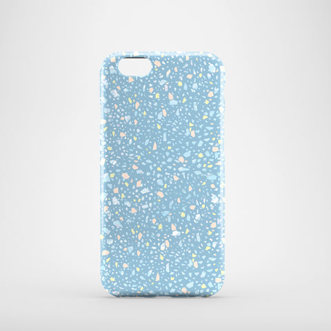 Blue Stardust Phone Case