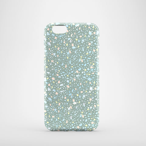 Green Stardust Phone Case