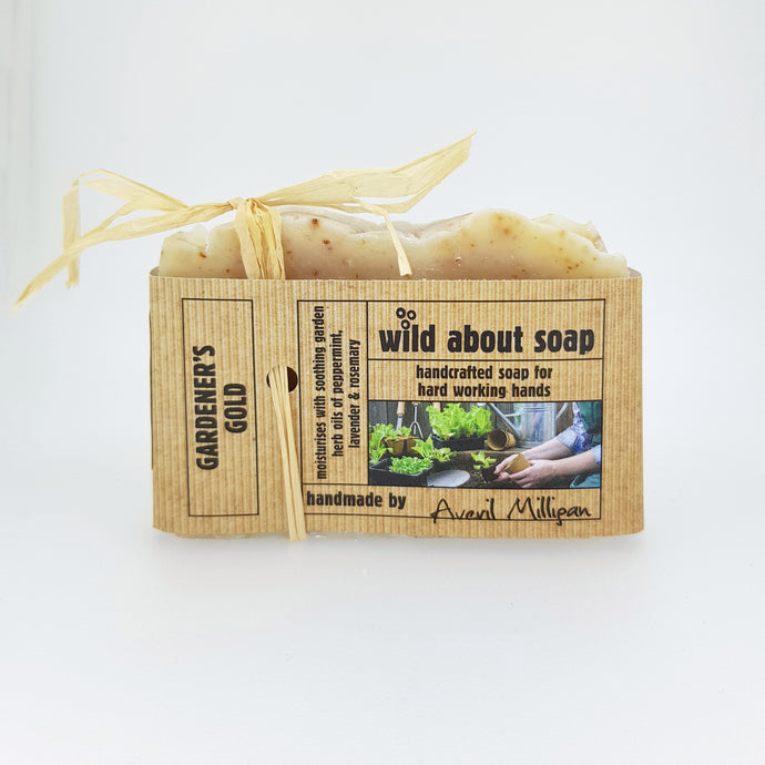 Gardeners Gold Soap Bar