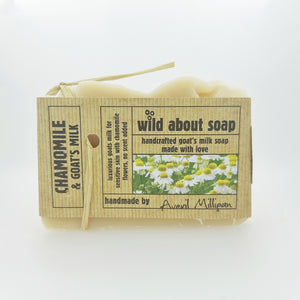 Chamomile & Goats Milks Soap Bar