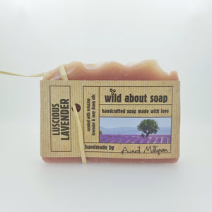 Luscious Lavender Soap Bar