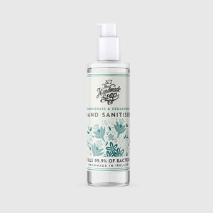 Lemongrass & Cedarwood Hand Sanitiser | Handmade Soap Company at Painted Earth