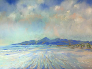 Murlough Sands (Landscape) - Mounted Print