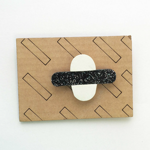 Space Object Brooch