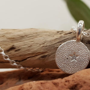 Silver Start Pendant | You and I