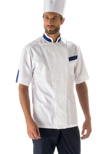 Dean Short-sleeved Chef Jacket