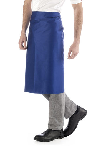 Waist Apron - Royal Blue