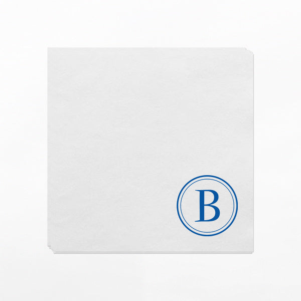 Borderless Cocktail Napkins