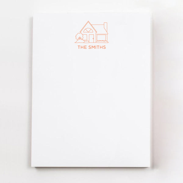 Guest Room Pads - House