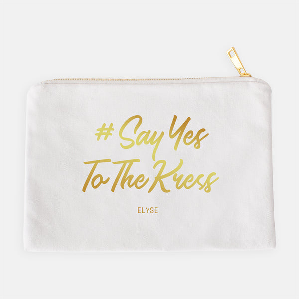 Hashtag Cosmetic Case - Saltery