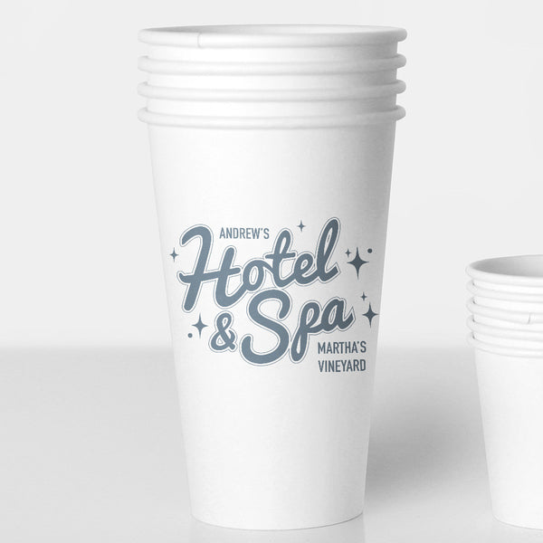 Personalized To-Go cups with Lids