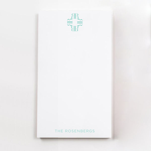 Monogram Desk Pads